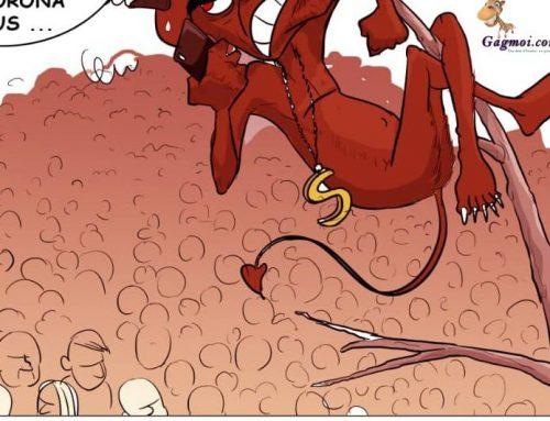 Lucifer est débordé !