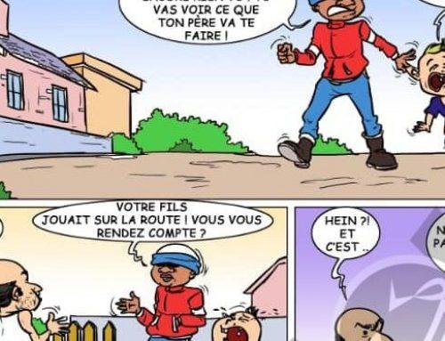 UN GAOU A PARIS : N°17