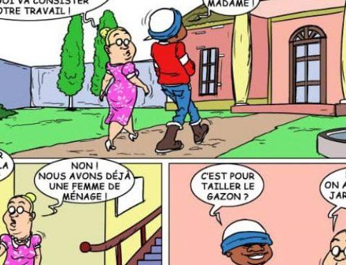 Un Gaou à Paris : N°23