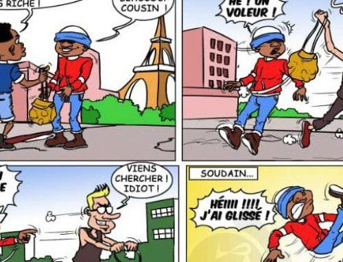 Un Gaou à Paris : N°24