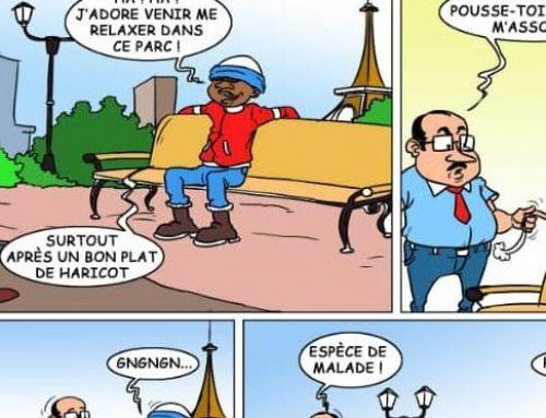 Un Gaou à Paris : N°25
