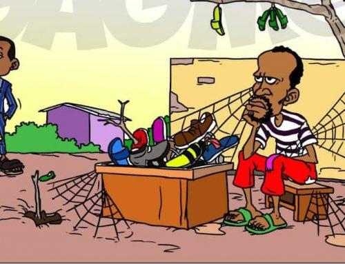 La galère fait un tour en RDC