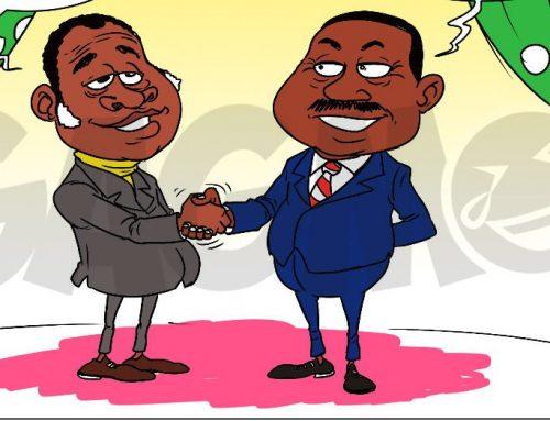 GBAGBO – BEDIE : Le bras de fer continue dans le respect