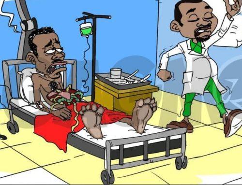La grève des médecins fait plus de victimes que Covid-19